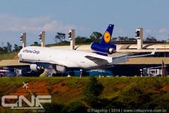 McDonell Douglas MD-11F Lufthansa Cargo D-ALCB