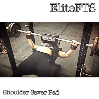 shoulder saver pad