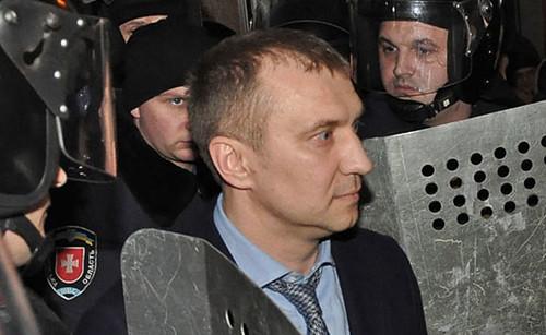 Полковник Лазарєв втік у Росію?