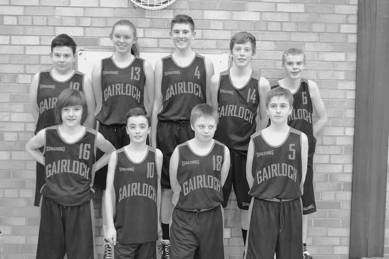 Gairloch v IRA Basketball