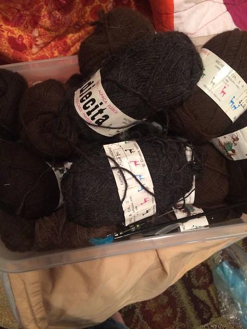 ariadne sweater supplies