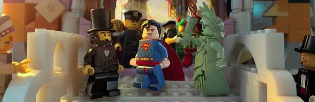 Lego cameos