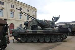 Gepard. Flakpanzer.