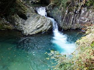 出合滝|Deaidaru Falls