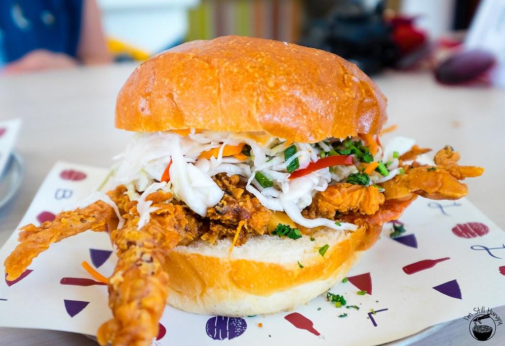 Burger liquor Lobster | Paddington | I'm Still Hungry