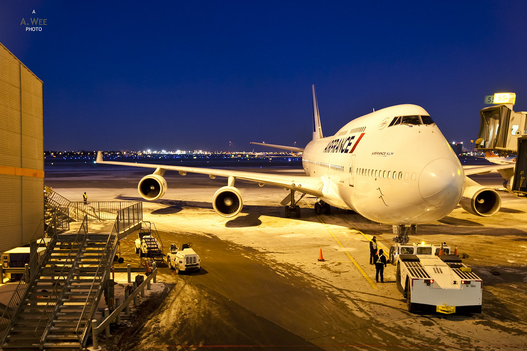 Air France 747