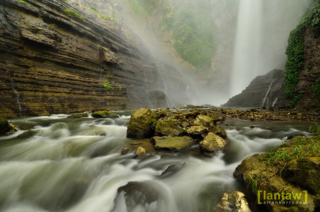 Hikong Bente (2nd of the 7 Falls)