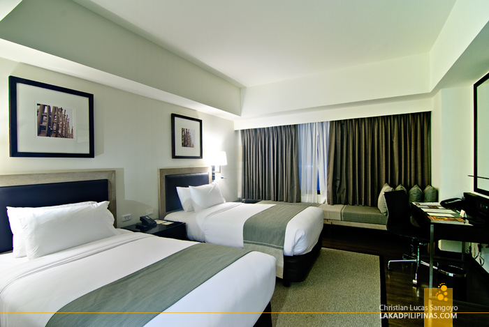 Seda Hotel Nuvali De Luxe Room