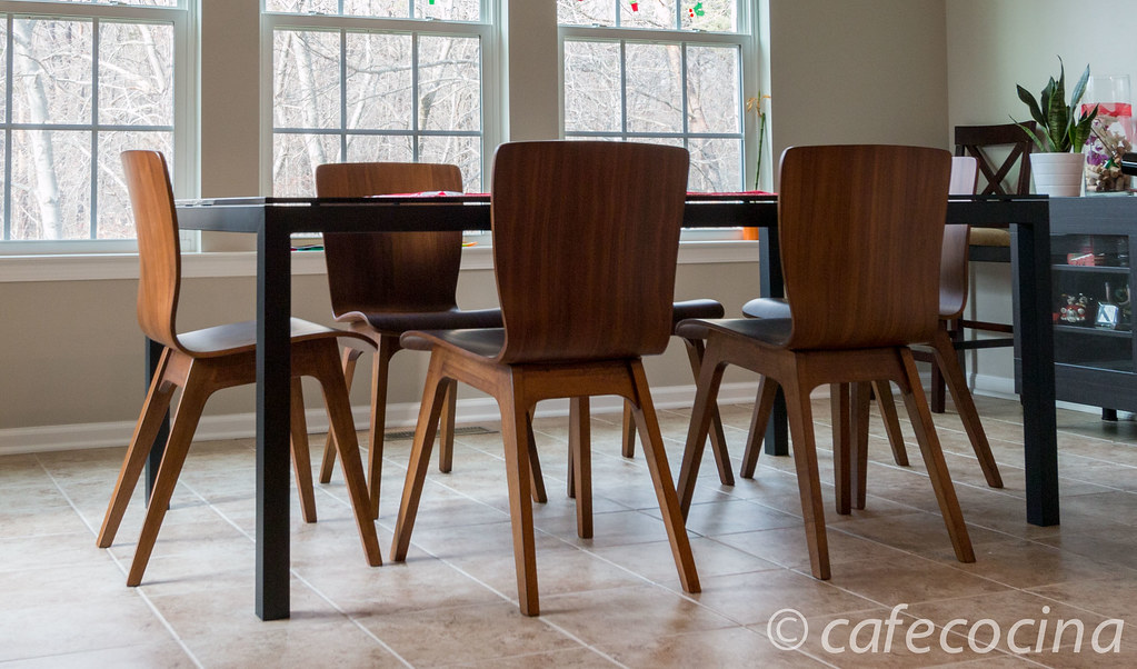Crest Bentwood Chairs From West Elm