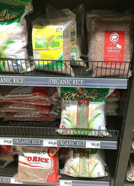 Brown Rice Options - All Organic