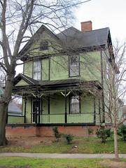 Hume House, Raleigh NC