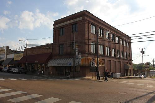 texas historic smalltown crockett houstoncounty