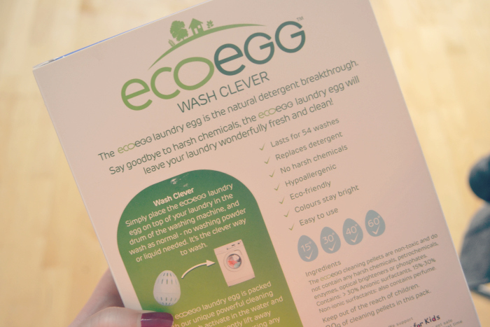 Eco egg wash clever