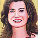 Amy Grant Portrait by bledsaw_84