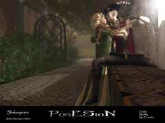 New *PosESioN* Shakespeare Couple Pose