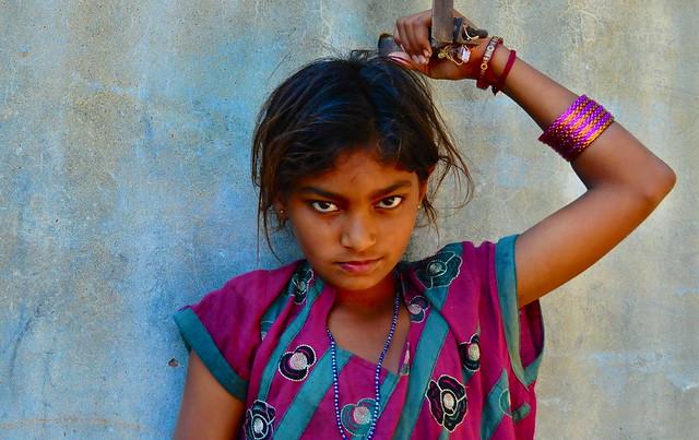 India-Gujarat-Nirona village