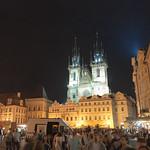 Llegamos a Praga por la noche