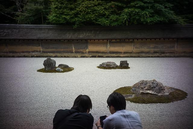 Ryoan-ji,KYOTO