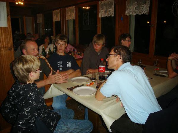 Jahresabschlussfest 2008