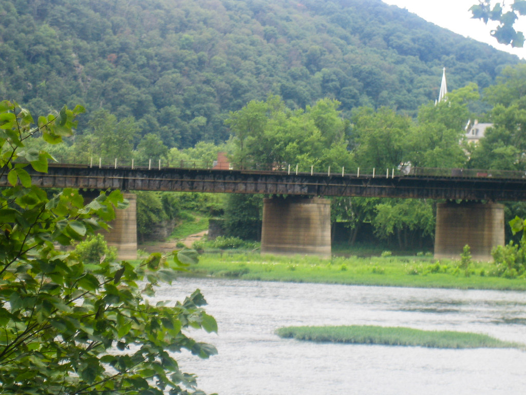 Harpers Ferry hike