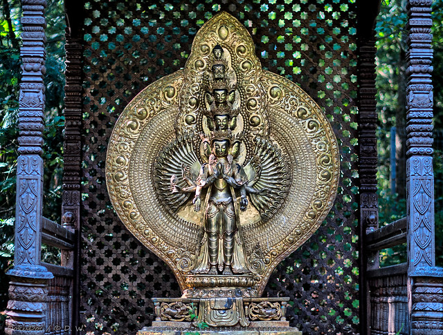 Nepal-Himalaya-Pavillon - Garden