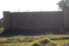 No-dev-no-peace