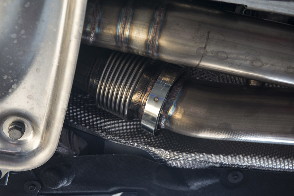 TPG Race Exhaust Now Available for PreOrder - N54Tech