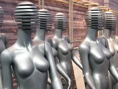 art, sculpture, mannequin,