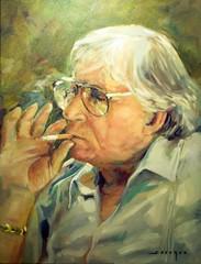 art, painting, drawing, self-portrait, illustration, portrait, watercolor paint,