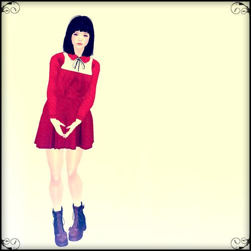 M.I.X.*lace dress