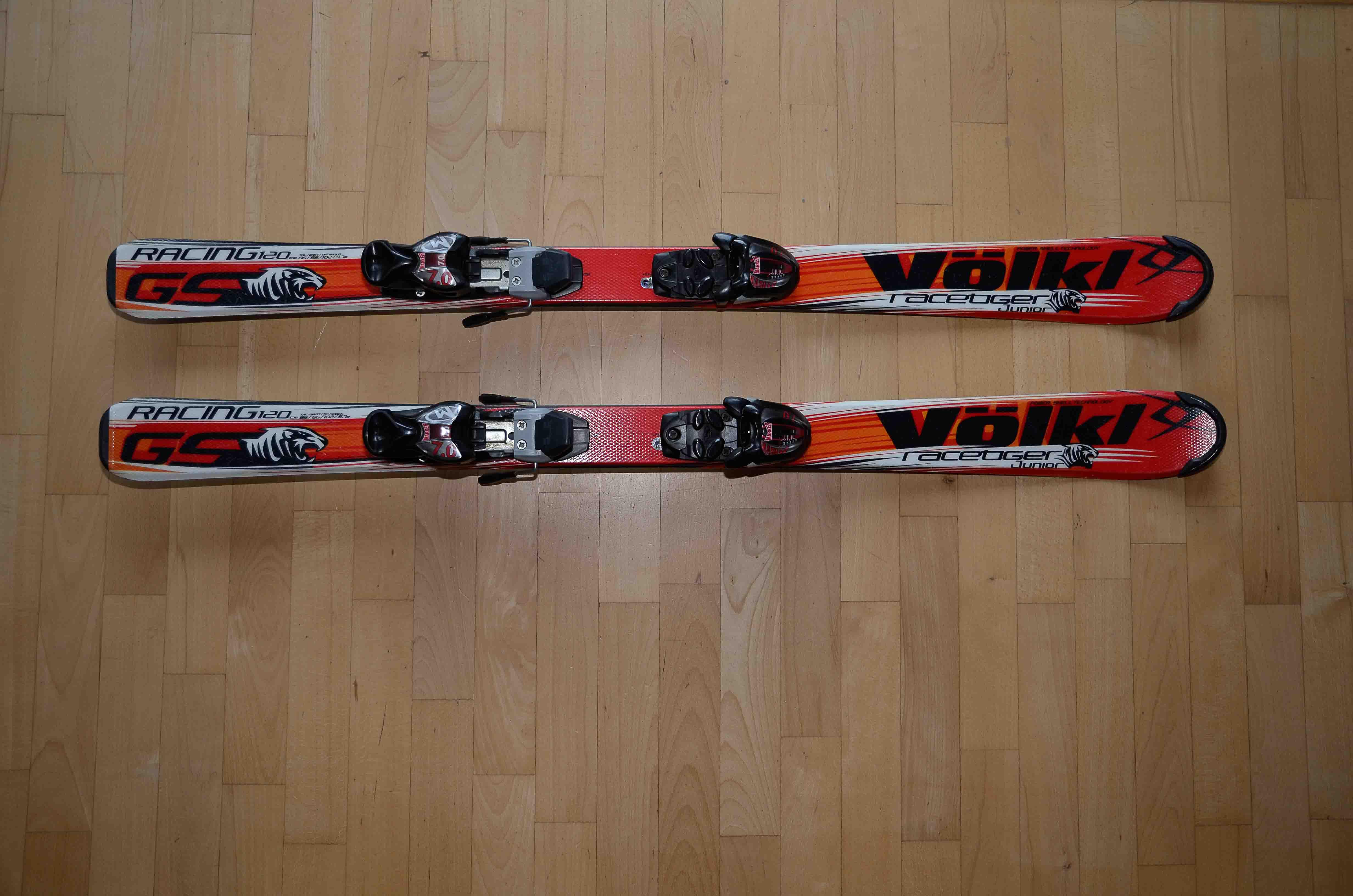 Dětské lyže 120 cm Völkl Racetiger Junior - Bazar - SNOW.CZ 0b5d974a012