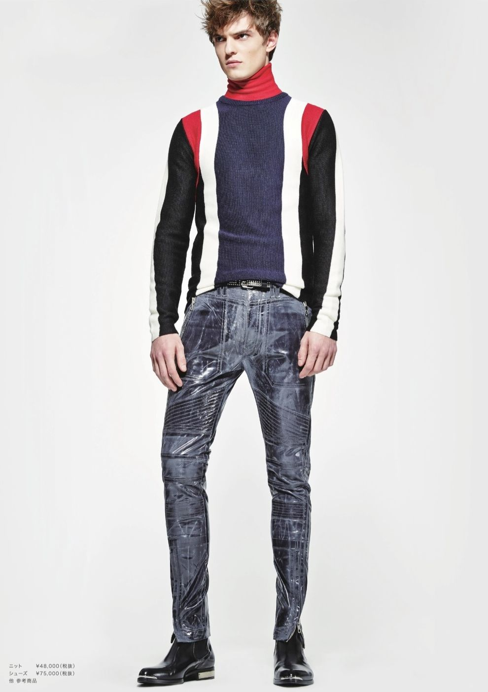 Guerrino Santulliana0002_AW14 DIESEL BLACK GOLD