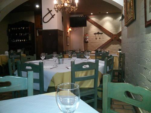 Zaragoza | Mesón de Albares | Interior