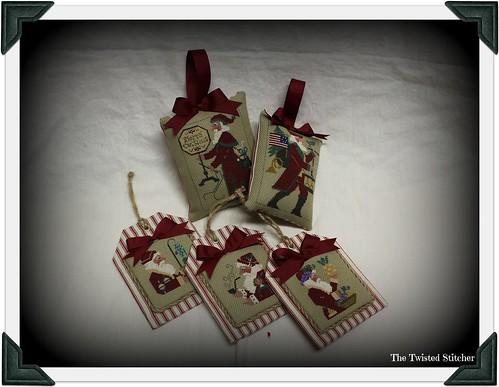 2014 Prairie Schooler Santas