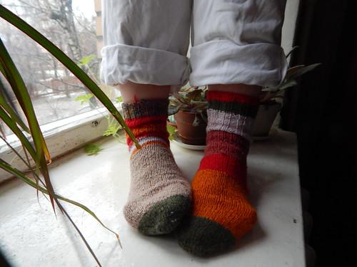 готовые носки1