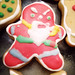 Christmas, egg white icing, pasteurized egg, recipe, rolled cookies, royal icing, sugar cookies, 糖餅乾, 聖誕節