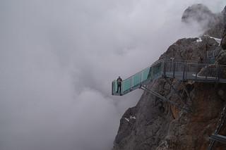 034 Treppe naar niets