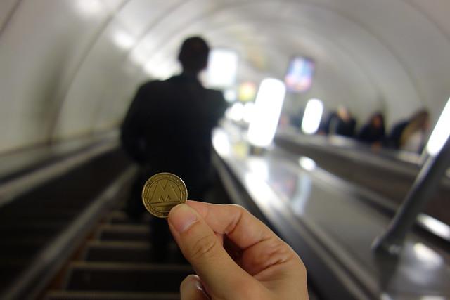 489 - En el metro