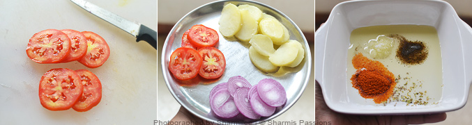 Aloo Sandwich Recipe - Step2