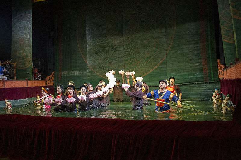 Final_act_of_Thang_Long_water_puppetry_show