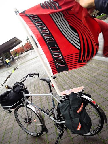 Blazers bike