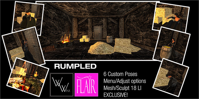 WWinx & Flair - Winxbox - Rumpled - Enchant Exclusive