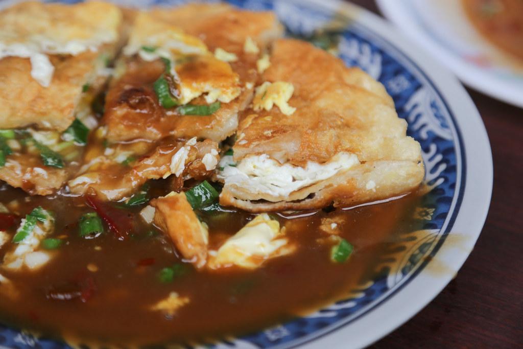 新北市早餐 三重早餐 中式早點 三重蛋餅 雙蛋蛋餅 中式蛋餅 三重排隊早餐 無名早餐店