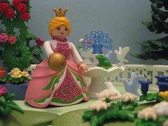 The Frog Prince or Iron Heinrich - A Playmobil Faerie Tale