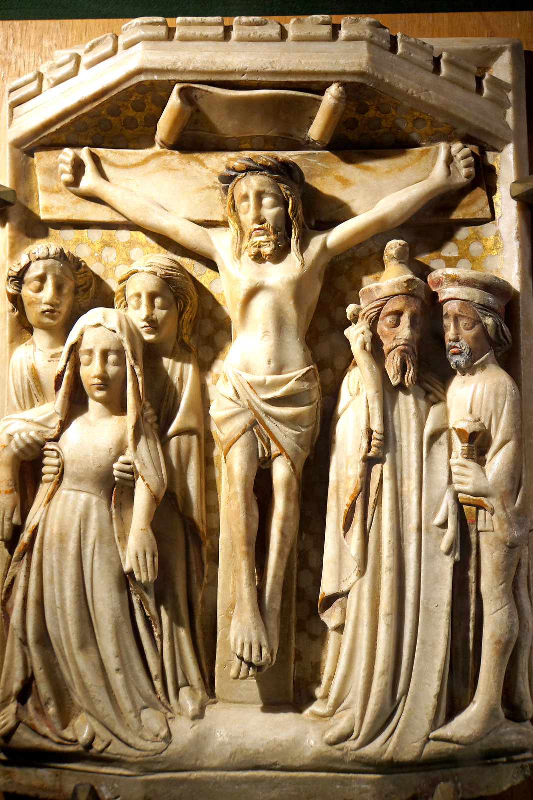 France-002239 - Crucifixion