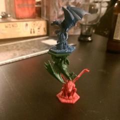 Dragon stacking!
