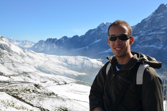 En la caldera de los Alpes