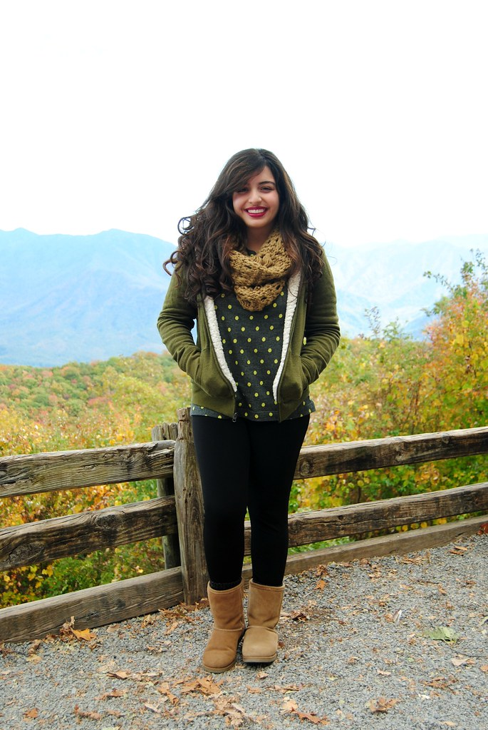 Gatlinburg_fall road trip outfit