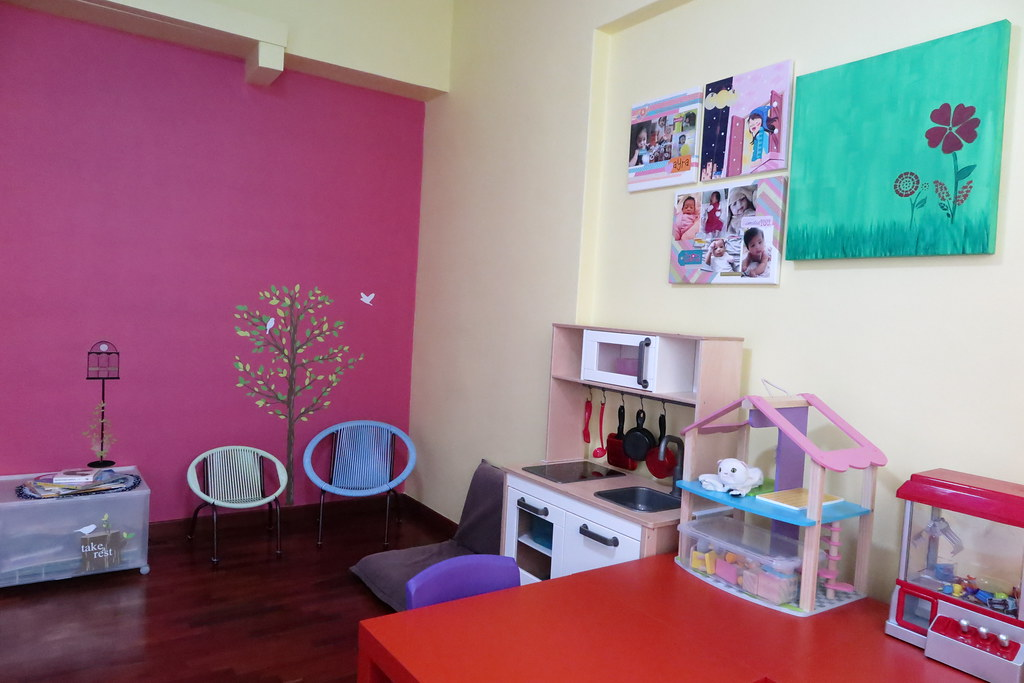Our Playrooms at Home