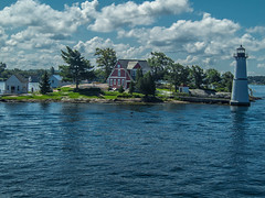 Thousand Islands - Canada and the USA